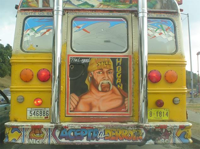 Red Devil Hulk Hogan