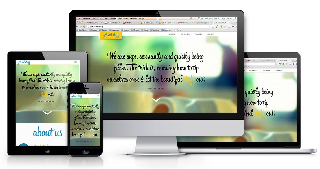 responsive design presentation